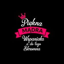 SUPER POLSKA - koszulka damska