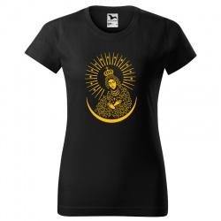 Św. Jerzy - damska koszulka oversize