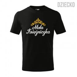 DAMA Z ŁASICZKĄ - koszulka męska