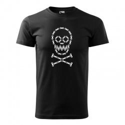 Czacha rowerowa - koszulka...