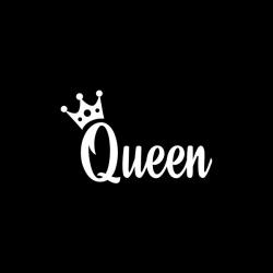 Queen  - nadruk wzoru