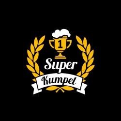 Super Kumpel - nadruk wzoru