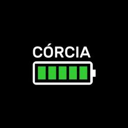 Córcia Bateria - nadruk wzoru