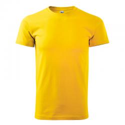MALFINI - koszulka męska żółta