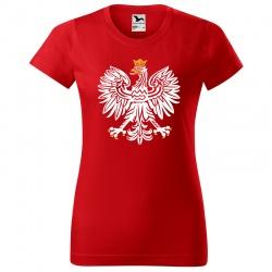 Orzeł RP - koszulka damska