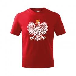 Orzeł RP - koszulka dziecięca