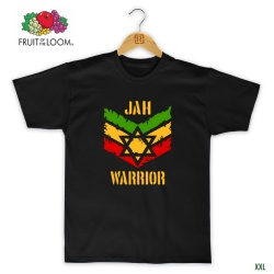 Jah Warrior XXL - koszulka...