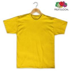 Koszulka Męska FOTL - żółta