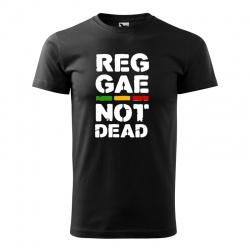 Reggae Not Dead - koszulka...