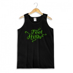 Top - meska  - S - Feel High