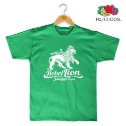 Lew - S - koszulka męska FOTL
