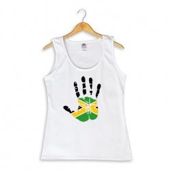 Jamajka - XL - Damski Top FOTL