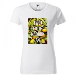 Foto - koszulka damska