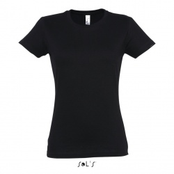 Koszulka Damska Sol's - czarna