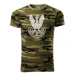 Orzeł AK - koszulka męska moro