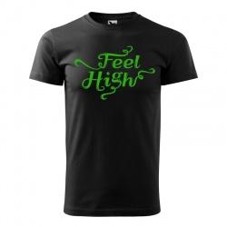 Feel High - koszulka męska