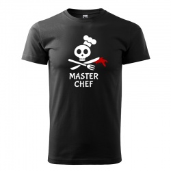 Master Chef - koszulka męska