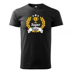 Super Tata - koszulka męska