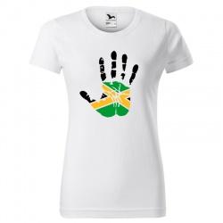 Jamajka - koszulka damska