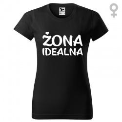 Żona Idealna - koszulka damska