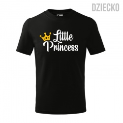 Little Princess - koszulka...