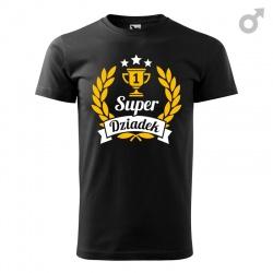 Super Dziadek - koszulka męska