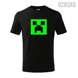 Minecraft - koszulka dziecięca
