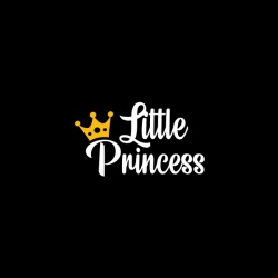 Little Princess - nadruk wzoru