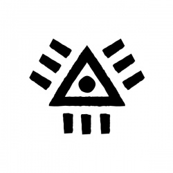 Trinity - nadruk wzoru