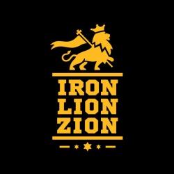 Iron Lion Zion - nadruk wzoru