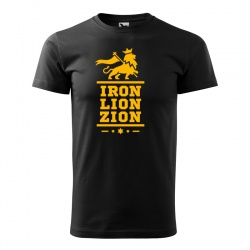 Iron Lion Zion - koszulka...