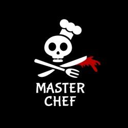 Master Chef - nadruk wzoru