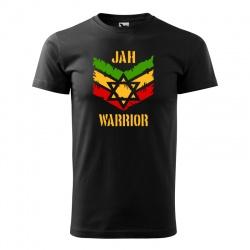 Jah Warrior - koszulka męska