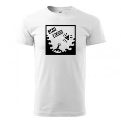 Jah Bless - koszulka męska
