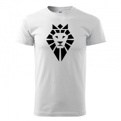 Lew - koszulka męska